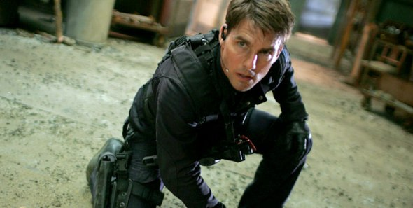 "Mission Impossible without conflict is essentially, ""Mission: Quite Possible"""