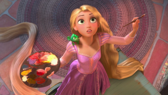 "Tangled without conflict is essentially, ""girl goes for a stroll and finds out she's a princess."""