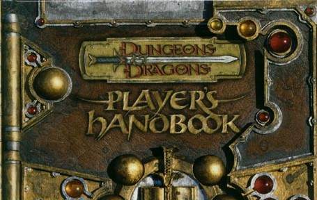 The first step to any D&D game is conquering the rulebook.