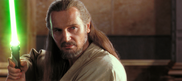 "You know some Lucasfilm execs were going, ""Man, we need to make a Jedi as cool as Liam Neeson... lightbulb!"""