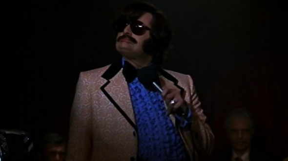 Tony Clifton is part of Kaufman's greatest triumphs and greatest difficulties.