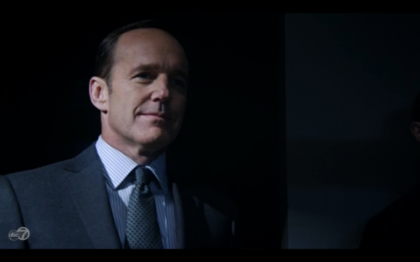 I don't care what anyone else says. Coulson is my favorite Avenger ... after Captain America.