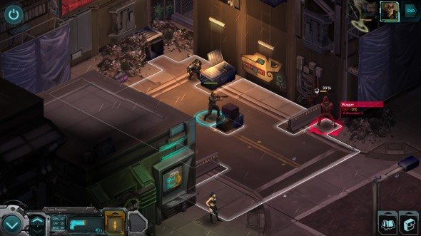 Shadowrun, for those that like their D&D with a bit of XCOM.